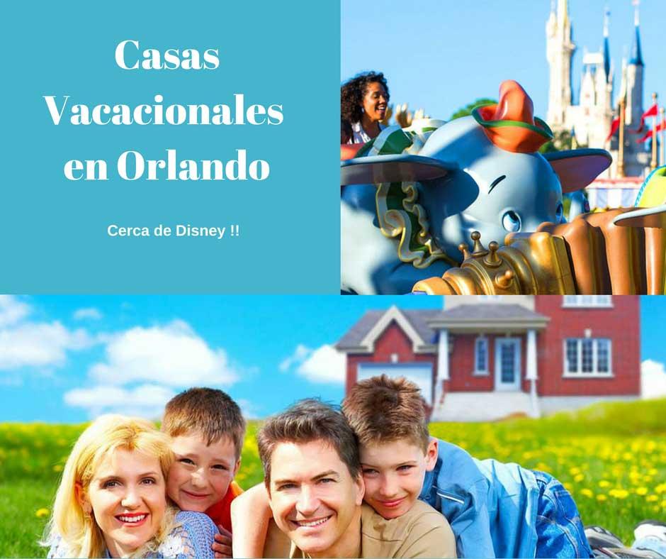 CASAS VACACIONALES EN ORLANDO